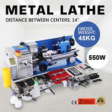 CJ18A Metalldrehmaschine Drehbank Lathe Set Metal Lathe 350*180mm Drehmaschine