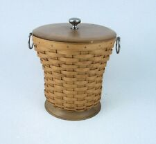 Longaberger Collectors Club 10 year Anniversary Ice Chiller Basket Lid Protector