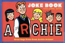 Archie's Joke Book HC #1-1ST NM 2011 Stock Image