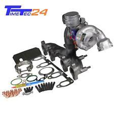 Turbolader AUDI SEAT SKODA VW 1.9TDI BLS für PKW mit DPF 55kW-77kW + Montagesatz