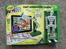 Crayola Color Alive Easy Animation Studio, New in Box, Unopened