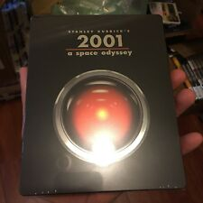 2001 A Space Odyssey Blu-ray Steelbook | Amazon Japan exclusive | Kubrick | NEW