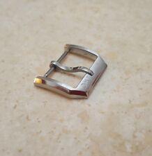 Fibbia IWC pin buckle 18mm acciaio steel