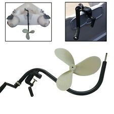 Hand Operated Outboard Hand Propeller Trolling Motor Inflatable Dinghy Repair