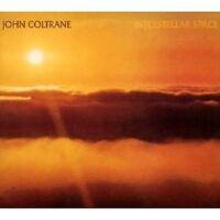 JOHN COLTRANE - INTERSTELLAR SPACE  CD NEUF