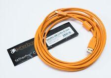 TetherPro USB 2.0 Mini B Cable for pro camera/dSLR tethering
