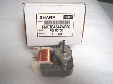 Sharp Microwave Fan Motor  RMOTEA344WRE0 New in Box