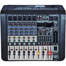 ZZIPP ZZMX6PR - Mixer Professionale 6 Canali con Multieffetto DSP