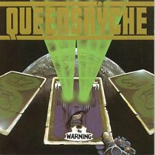 QUEENSRYCHE - The Warning  1984 Vinyl LP with Orig Inner Sleeve VG+ Con