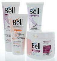 Hairbell Shampoo+Balsamo+Maschera+Haircream Intensivo Come Hairjazz Capelli