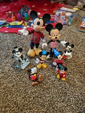 Mickey mouse classic figures lot