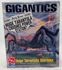 1996 Gigantics Huge Tarantula Diorama Model Kit by AMT Brand NEW FREE SHIPPING