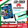 DISPLAY LCD+TOUCH SCREEN ORIGINALE PER HUAWEI HONOR 6X BLN-L21 BLN-N22 SCHERMO!!