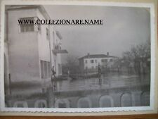 FOTOGRAFIA ALLUVIONE POLESINE PHOTO FLOOD ITALY POLESINE 1951 (G3)( 18 )