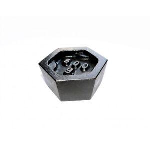 500g Iron Hexagonal Calibration Test Weight