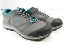 Keen Sedona Pulse Sz 8 D W WIDE EU 38.5 Women's Aluminum Toe Work Shoe 1018634