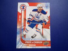 2015-16 NATIONAL HOCKEY CARD DAY PRIDE OF CANADA CARD #3 - TAYLOR HALL
