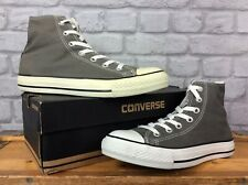 CONVERSE ALL STAR UNISEX CHUCK TAYLOR GREY TRAINERS VARIOUS SIZES MENS LADIES