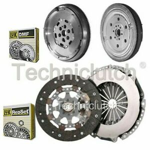 LUK 2 PART CLUTCH KIT AND LUK DMF FOR CITROEN C4 PICASSO I MPV 1.6 HDI
