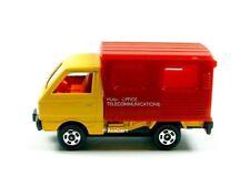 TOMICA / #31 - Suzuki Carry (Yellow) - No packaging.