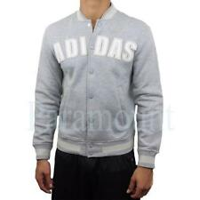 adidas Cotton Blend Zip Neck Hoodies & Sweats for Men