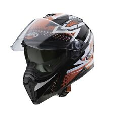 Casco Caberg Chacal Sniper color: negro/blanco / Rot gr: L (59)