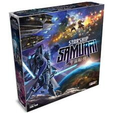 Plaid Hat Games Starship Samurai Board Game With Promo Pieces (2018, PHG PH1800)