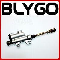 SILVER 10mm Banjo Bolt Rear Hydraulic Brake Master Cylinder PIT Trail Dirt Bike