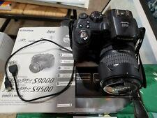 Fujifilm FinePix S Series S9000 / S9500 9.2MP Digital Camera - Black lightly use