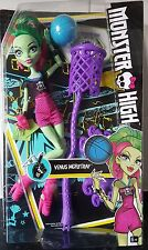 Monster High Casketball Champ Venus McFlytrap Doll Brand New in Box