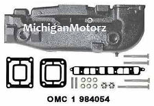 OMC 3.0L Log Style Exhaust-Intake Manifold (1973-1990) - 1-984054