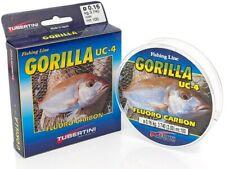Fluorocarbon FISHING LINE - Tubertini Gorilla UC-4 - 100m - Various sizes