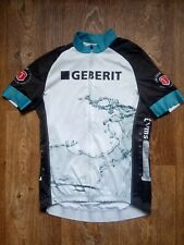 Cycling Shirt Jersey Geberit Bicycle Line Size L