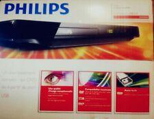Philips DVD Player DIVX Ultra USB 2.0