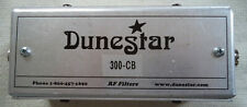 Used Dunestar Model 300-Cb Highpass Filter for 11 Meter Band - 200Watts