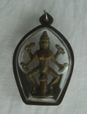 Kali Goddess Attraction Charm Amulet with the Shiva Lingam