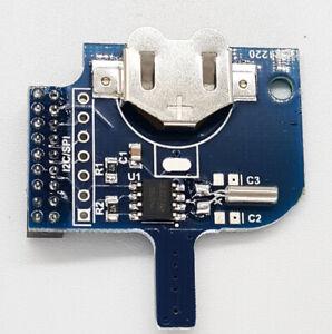 MISTer RTC V1.3 - Real Time Clock Board For Mister FPGA 3.7*3.5*1cm 5g - Mister
