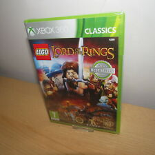 LEGO Lord of the Rings XBox 360 NEW Sealed pal version