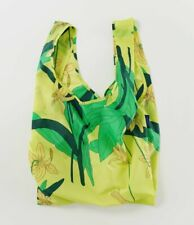 NWT Brand New BAGGU Standard Reusable Bag YELLOW LILY SOLD OUT EVERYWHERE Lilies