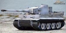 RC tanques 2.4 GHz Taigen v3 electrónica tiger 1 aerógrafo gris ir rrz 1:16