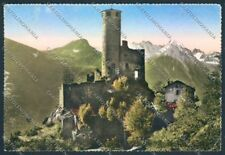 Aosta La Salle PIEGHINA FG cartolina MQ4544