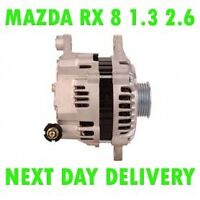 MAZDA RX 8 1.3 2.6 2003 2004 2005 2006 2007 2008> 2012 REMANUFACTURED ALTERNATOR