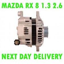 MAZDA RX 8 1.3 2.6 2003 2004 2005 2006 2007 2008> 2012 REMANUFACTURED ALTERNATOR