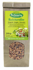 KS (30,25/kg) 2x Rapunzel BioSnacky Bockshornklee Keimsaaten vegan bio 200 g