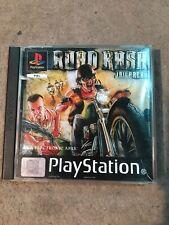 Road Rash Jailbreak Sony PlayStation Game UK CiB