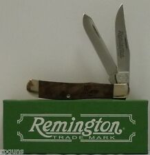 "NEW Remington R19973 MINI TRAPPER 870 Series Folding Knife 3 1/2"" USA LIMITED ED"