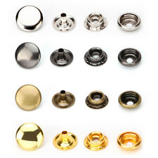 10sets Iron Craft Snap Button Fastener Press Stud Sewing For Garment Clothes