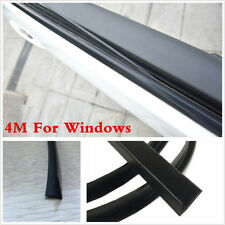 Car Window Glass Edge Sealed Strip Ageing Abnormal Sound Noise Weatherstrip 4M