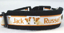 "Hundehalsband ""Jack-Russel-Terrier"" Größe S 30-35 cm Halsumfang"