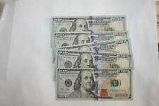 1 BILLETE DE 100 DOLARES SERIE 2009 USA  FRANKLIN, CIRCULADO, BC VER FOTO